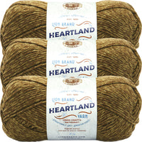 Lion Brand Heartland Yarn Joshua Tree Multipack Of 3