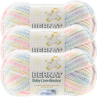 Bernat® Baby Coordinates™ Ombre Yarn Baby Baby Multipack Of 3