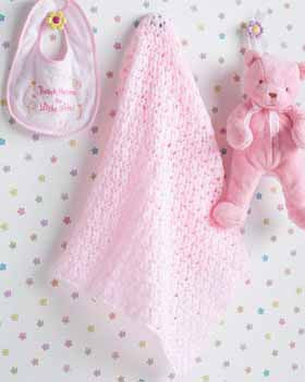 Bernat Baby Yarn Beautiful Baby Blanket To Crochet