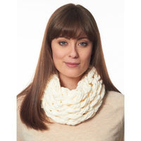 Bernat Baby Blanket Arm Knit Cowl