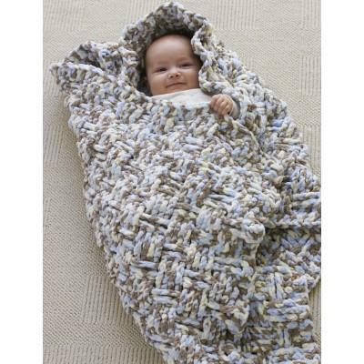 Bernat Baby Blanket Dream Weaver Blanket