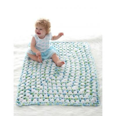 Bernat Pipsqueak Fast and Cozy Blanket