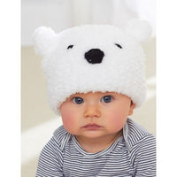 Bernat Pipsqueak Lil Polar Bear Hat