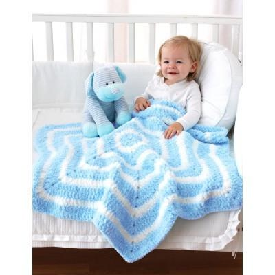 Bernat Pipsqueak Star Blanket