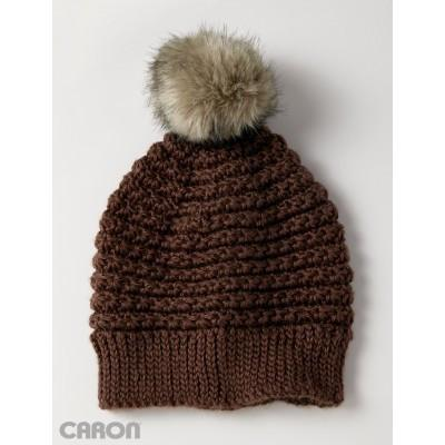 Caron Simply Soft 5 Star Beanie