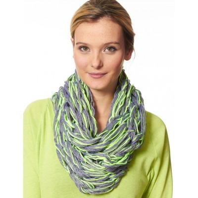 Caron Simply Soft Arm Knit Cowl
