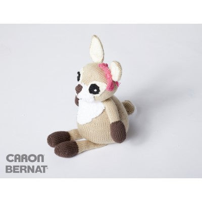 Caron Simply Soft Dotty The Fawn