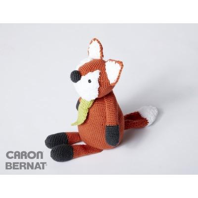 Caron Simply Soft Francis the Fox