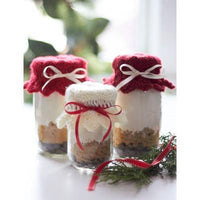 Caron Simply Soft Gift Jar Toppers