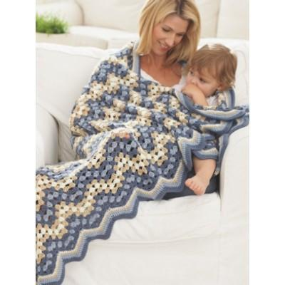 Caron Simply Soft Granny Goes Ripple