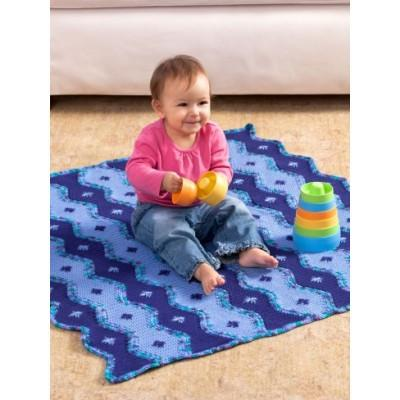 Caron Simply Soft Hills and Valley Play Mat