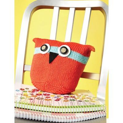 Caron Simply Soft Lets Begin With Owl