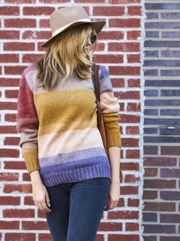 Cobble Hill Pullover Knit