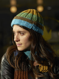 Happy Hat And Scarf Knit