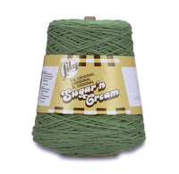 Lily® Sugar'n Cream® Cone Yarn Sage