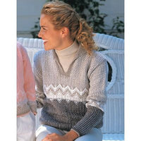 Patons Astra Casual Pullover
