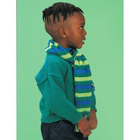 Patons Astra Easy Pullover & Scarf