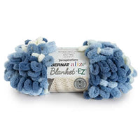 Bernat Alize Blanket-EZ Yarn Denim Blues