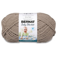 Bernat Baby Blanket Big Ball Yarn Baby Sand