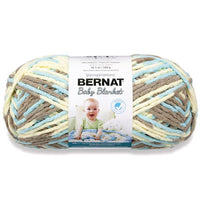Bernat Baby Blanket Big Ball Yarn Beach Babe