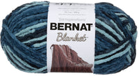 Bernat® Blanket Big Ball Yarn Teal Dreams 4pk