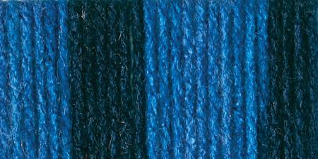 Bernat Super Value Ombre Yarn Denim Ombre