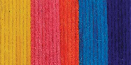 Bernat Super Value Stripes Yarn Candy Store