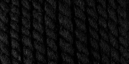 Bernat Wool-Up Bulky Yarn Black