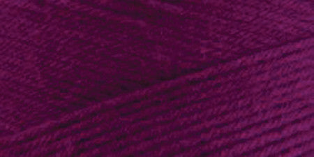 Caron One Pound Yarn Deep Violet