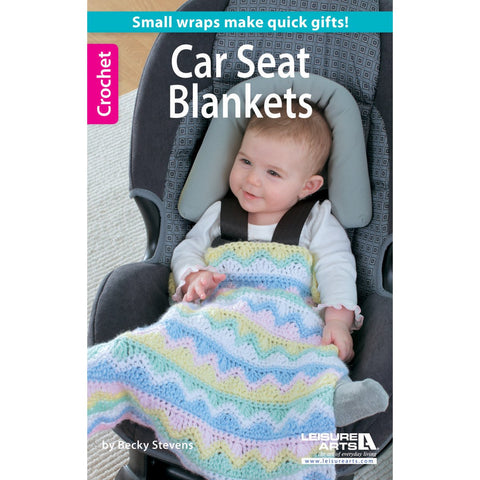 Crochet Car Seat Blankets Knitting Warehouse