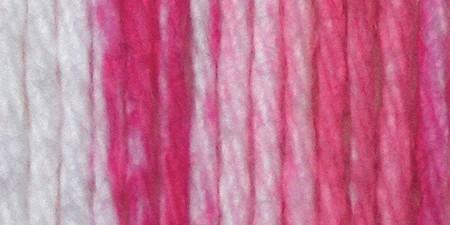 Bernat Bernat Handicrafter Cotton Yarn Stripes Pinky