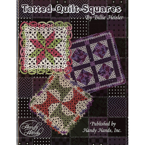 Handy Hands Tatted Quilt Squares