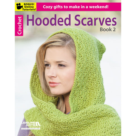 Hooded Scarves Book 2