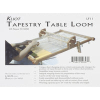 Kliot Tapestry Loom 20in Hard Wood