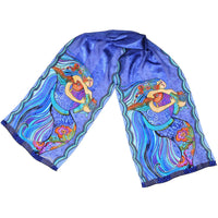 Laurel Burch Scarves Sea Dreams