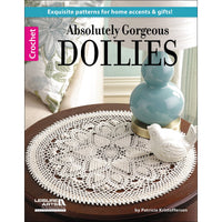 Leisure Arts Absolutely Gorgeous Doilies