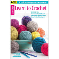 Leisure Arts Learn To Crochet