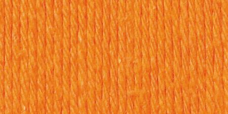Lily Sugar'n Cream Yarn Solids Super Size Hot Orange