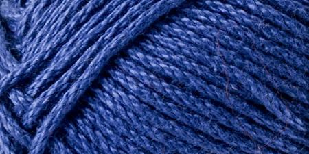 Lion Brand 24/7 Cotton Yarn Navy