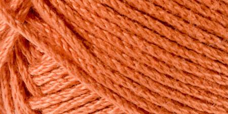 Lion Brand 24/7 Cotton Yarn Tangerine