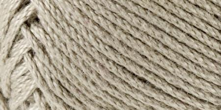 Lion Brand 24/7 Cotton Yarn Taupe