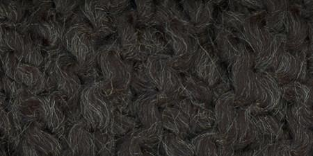 Lion Brand Homespun Yarn Black