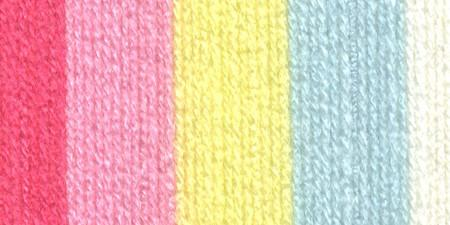 Lion Brand Ice Cream Yarn Tutti Frutti