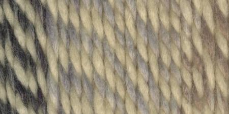 Lion Brand Wool-Ease Thick & Quick Yarn Moonlight Stripes