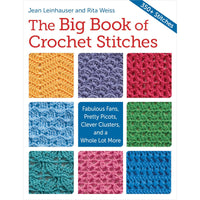 Martingale & Company Big Book Of Crochet Stitches