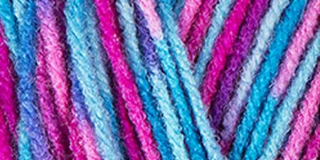 Red Heart Super Saver Jumbo Yarn Bon Bon - Multi