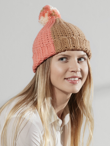 Side To Side Hat Free Crochet Patterns