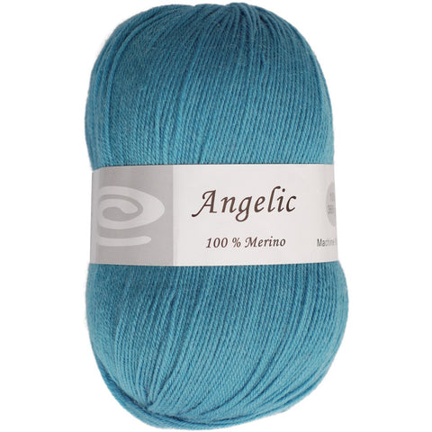 Elegant Yarns Angelic Yarn Sea Blue