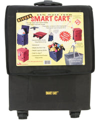 Bigger Smart Cart Black