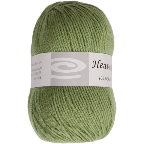 Elegant Yarns Heavenly Yarn Fern Green